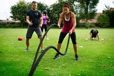 Personal training in and around Didcot, Oxfordshire, Berkshire